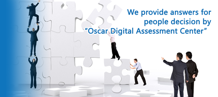 Oscar digital assessment center